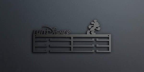 Egyedi falikép és sport éremtartó fali dekoráció ötletek rundisney éremtartó
