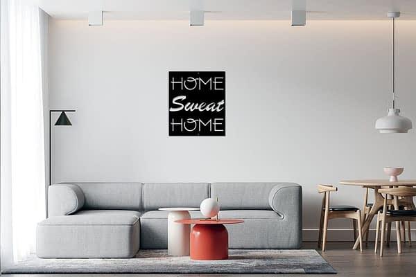 Otthon édes otthon dekorkép 1